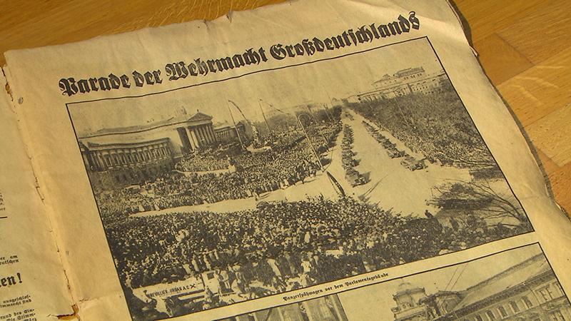 Völkischer Beobachter Ausgabe 16 März 1938