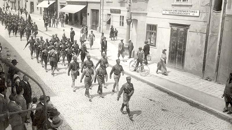 ORF Themenschwerpunkt 1938