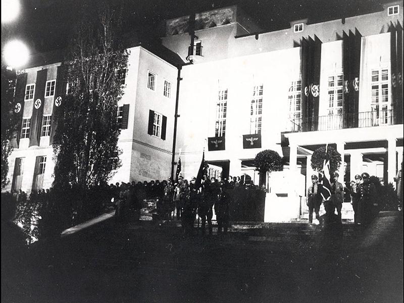 ORF Themenschwerpunkt zum Anschlussjahr 1938