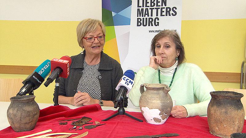 Awaren Ausgrabungen Mattersburg
