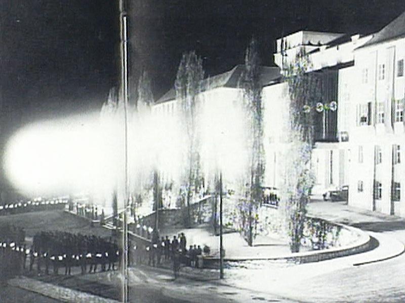 Das Landhaus 1938