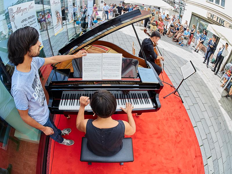 Konzerte bei Allegro Vivo