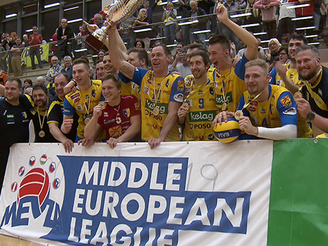 Aich Dob Mevza liga prvak zmaga