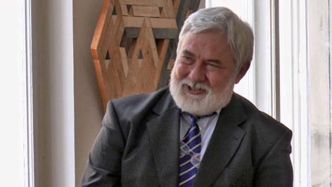 dr. Molnár Imre, a Pozsonyi Magyar Intézet igazgatója.