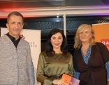 Michael Stuller, Jasmin Dolati, Angelika Hager