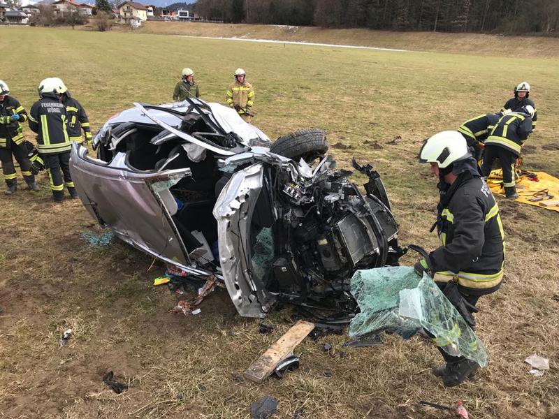 Tödlicher Unfall in Kirchbichl