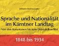 Knjiga Steinwender deželni zbor slovenščina Hren