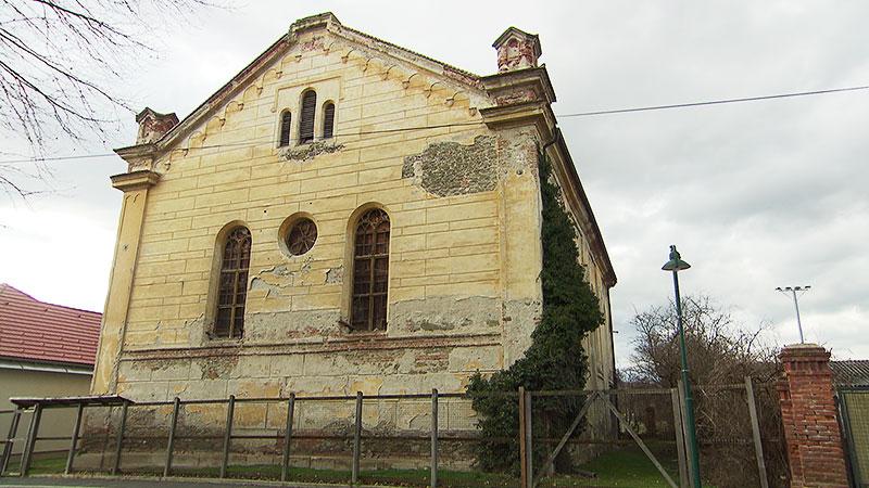 Jüdische Synagoge in Kobersdorf