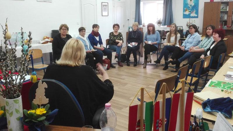 tečaj za dvojezične čuvarničarke u Koljnofu