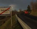 Ortstafel Rohrbach bei Mattersburg