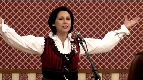 Meister Éva színművész