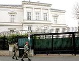 Die iranische Residenz in Wien-Hietzing