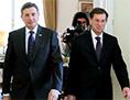 Miro Cerar Borut Pahor
