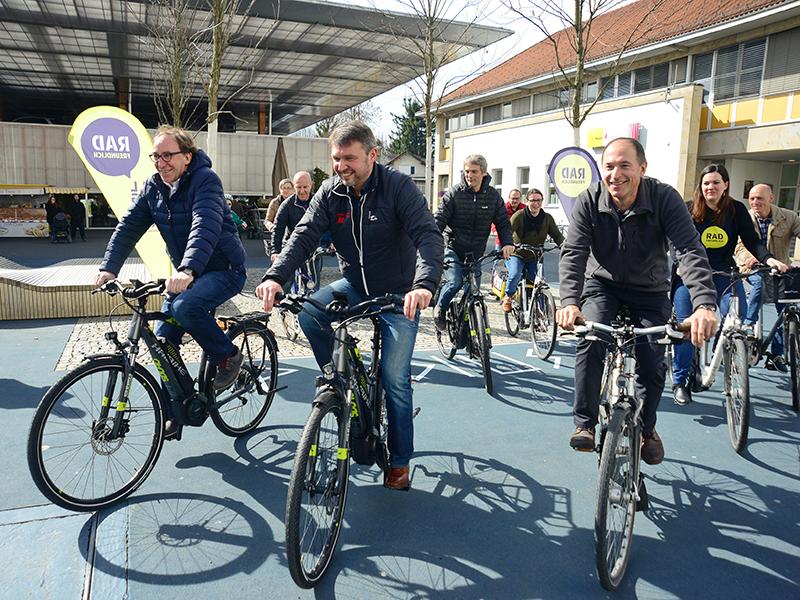 Radius Fahrradwettbewerb