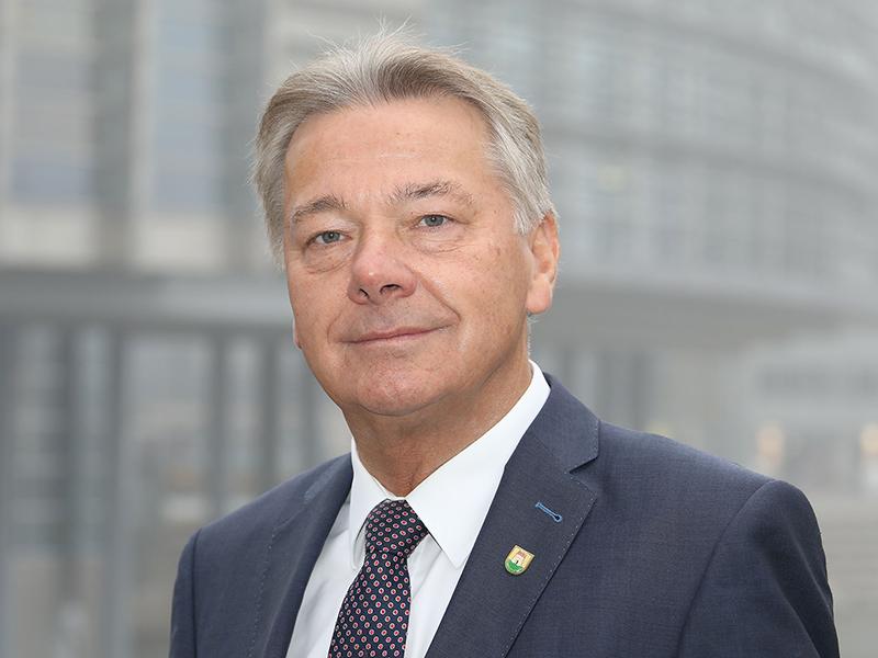 Alfredo Rosenmaier SPÖ