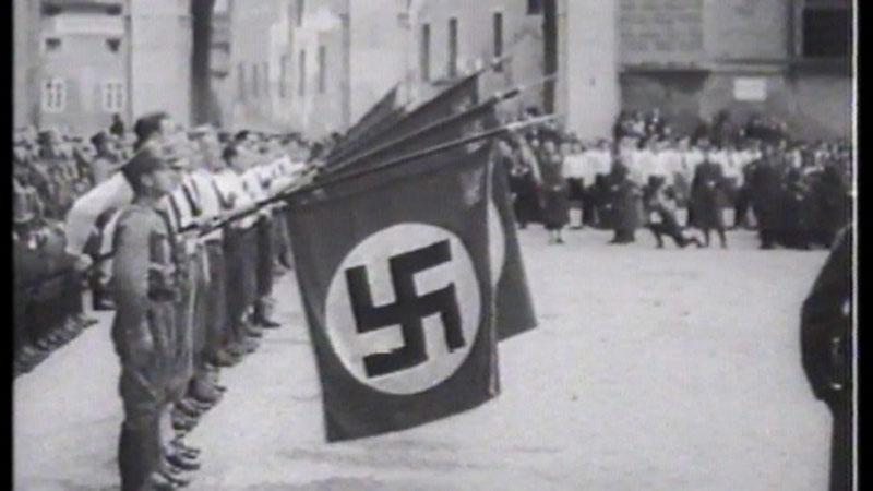 Bilder, Anschluss 1938 Salzburg