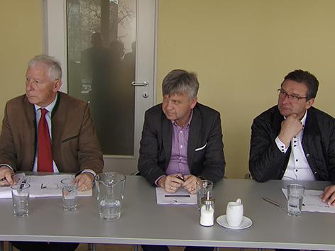 Župan Josef Seppi Liendl Kotmara