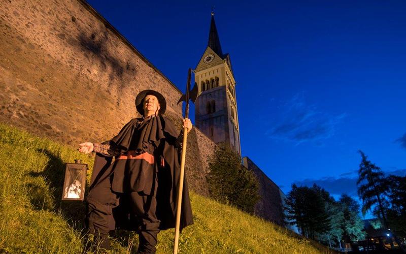 Stadtrundgang mit Nachtwächter Radstadt