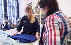 Beschäftigung im Frauengefängnis