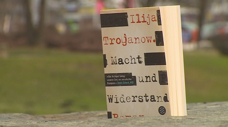 """Ilija Trojanow """"Macht und Widerstand"""""""