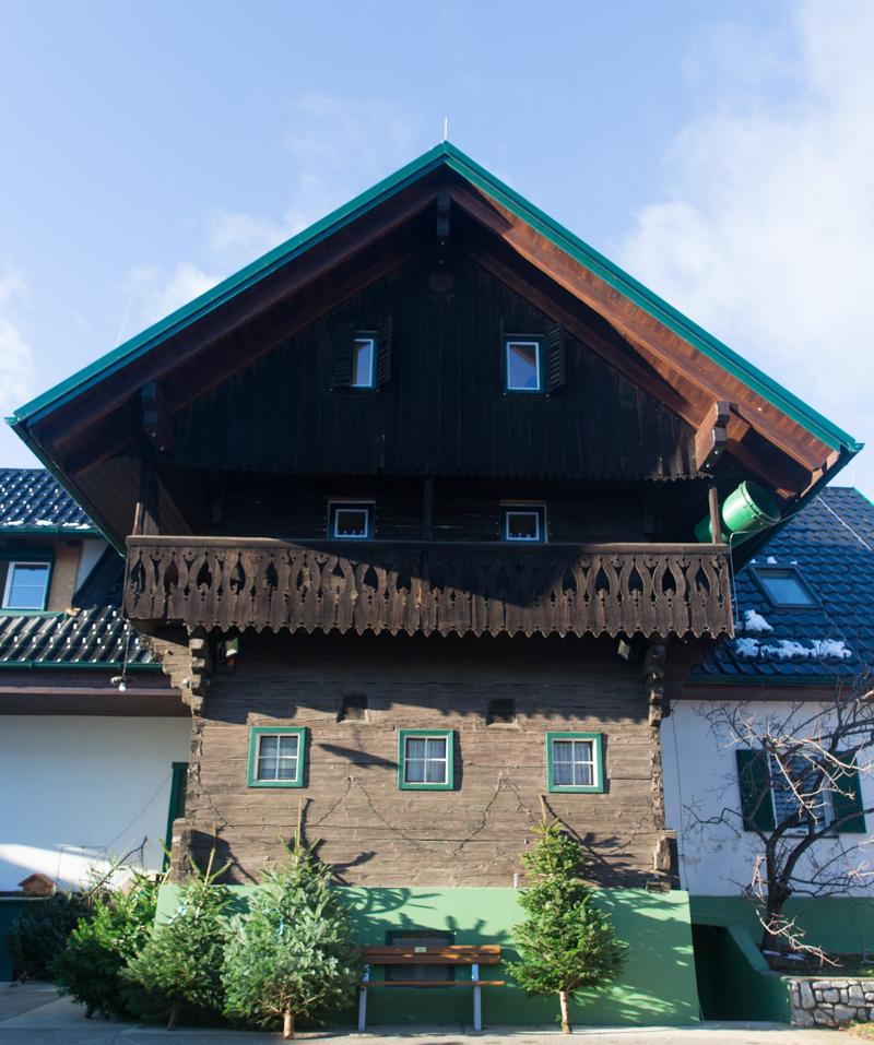 Käsemeister Vinzenz Stern, Aichsternhof