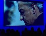 Filmprojektion von Herbert von Karajan