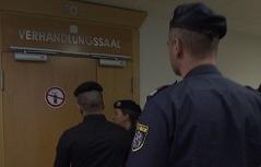 Angeklagter vor Prozess um Mordversuch am Keplerplatz