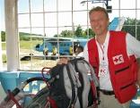 Trinkwasserexperte Rotes Kreuz Gerhard Aglas