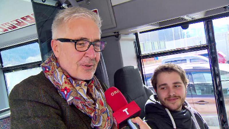 Willi und Lukas Bacher