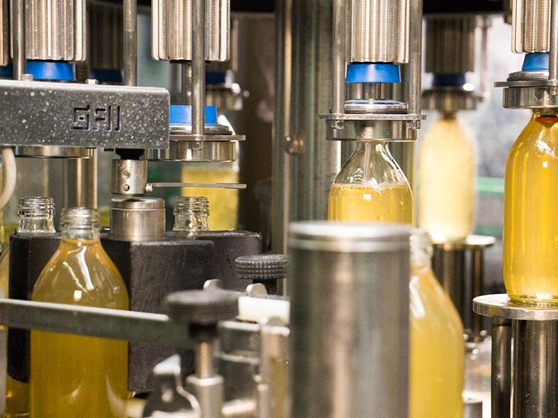Produktion Bärnstein