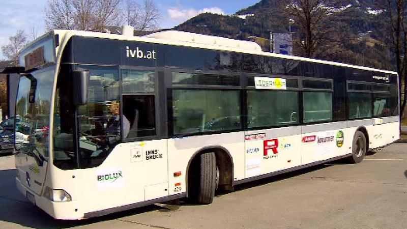 Bus für Afrika