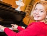 Klavier Wunderkind Elias Keller