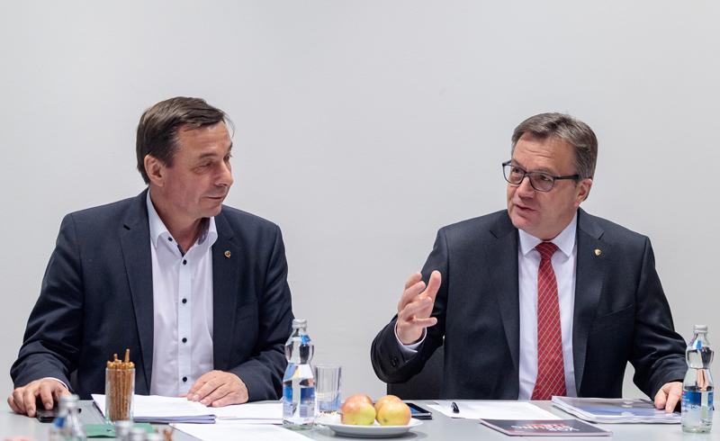 ÖVP Landesparteitag Platter/Mallaun