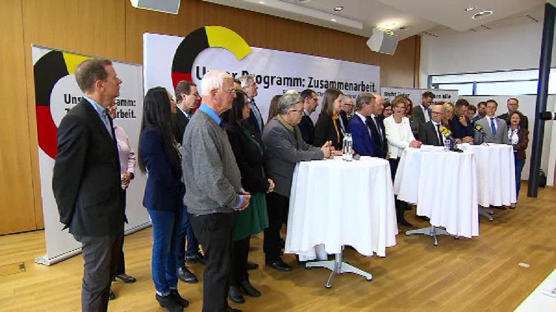 """Team von """"Für Innsbruck"""""""