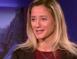 Michaela Kirchgasser bei Interview