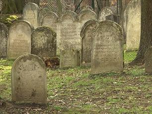 Jüdischer Friedhof in Kobersdorf