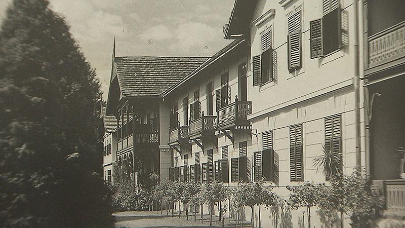 100 Jahre Kurbad AG Bad Tatzmannsdorf
