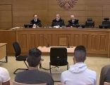 Prozess Mordversuch Asylheim Iraker