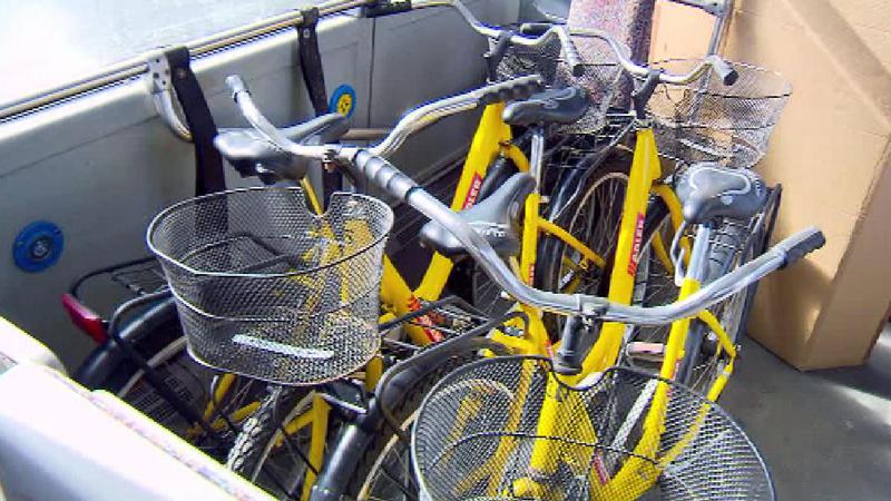 Räder für Afrika