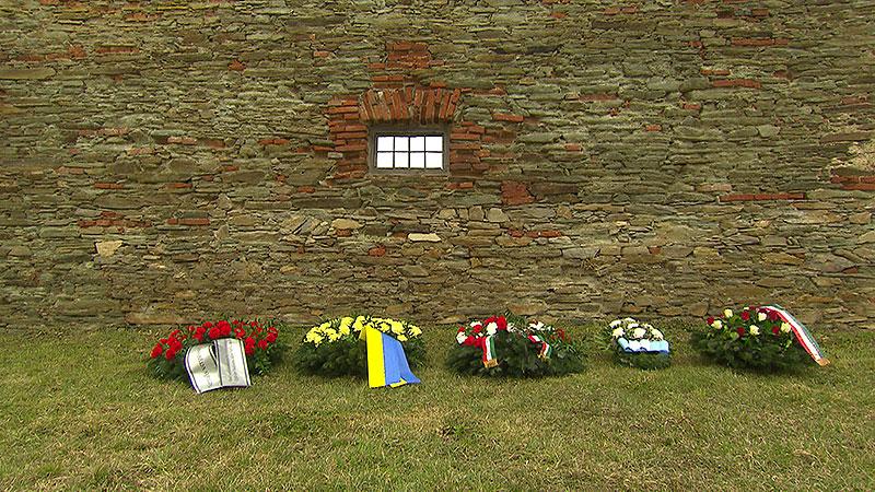 Gedenkfeier Rechnitz Refugius