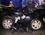 Unfall Schwarzach