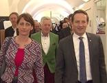 SPÖ und ÖVP beginnen Koalitionsverhandlungen