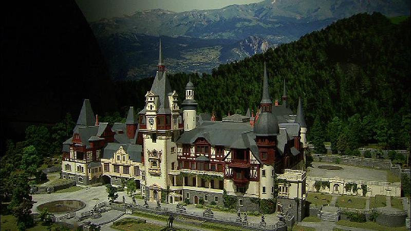Schloss Peleș in Rumänien