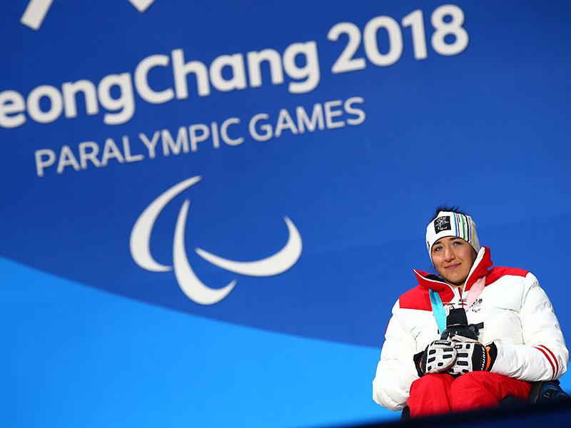 Ankunft Paralympics