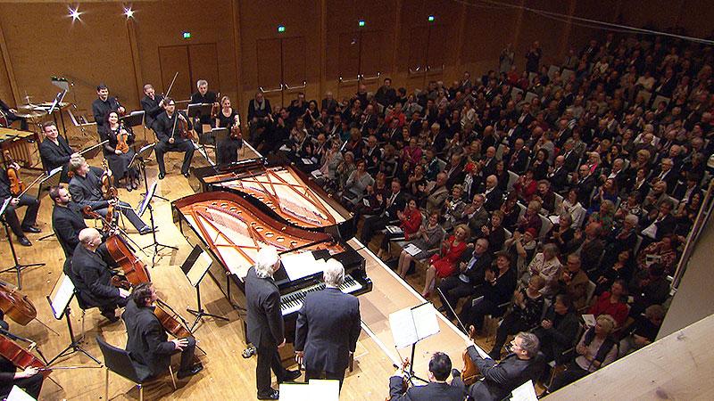 Uraufführung Weltpremiere Kutrowatz Orchesterwerk Lisztfestivals Raiding
