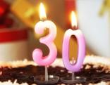 30 Jahre VHEUTE Geburtstagskind