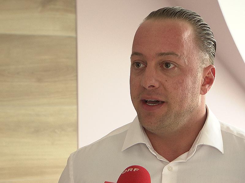 Laufhaus-Chef Peter Ulreich