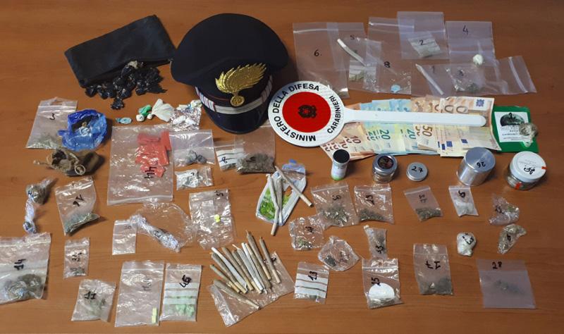 Drogen beschlagnahmt