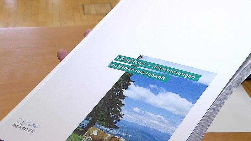 Görtschitztal Monitoring Umweltbericht