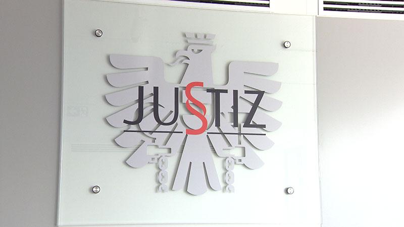 Justizzentrum, Gericht